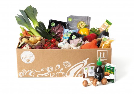 HelloFresh Closes $50m Series D Round Led By Insight Venture Partners