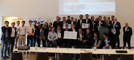 Konux Takes the Plaudits at Idea Challenge Cyber-Physical Systems Final in Munich