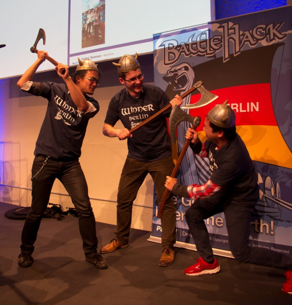 'TransferWise for Charity Donations' WeBzerking Care Wins PayPal Battle Hack