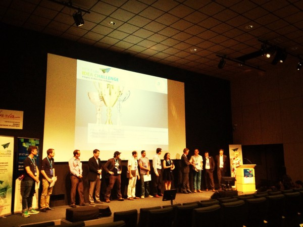 Idea Challenge Finals: A Sunny Future for the Cloud in Rennes