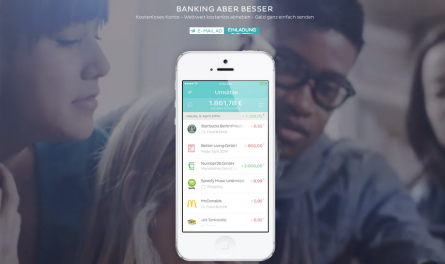Banking on Digital: NUMBER26 Closes $2m Seed Round with Earlybird, AS P&S, Redalpine