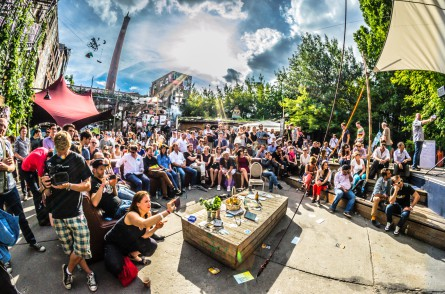 Tech Open Air is Back Bigger and Better for 2014 – with a MINI Hardware Challenge