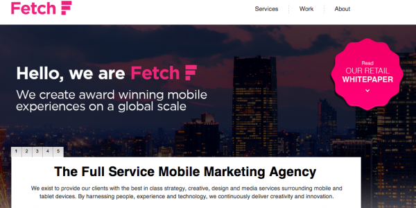 The Sign of a Growing Ecosystem: Digital Agency Fetch Lands in Berlin