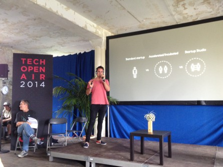 TOA14: Startup Studios Set to Be a Hot Post-Accelerator Trend