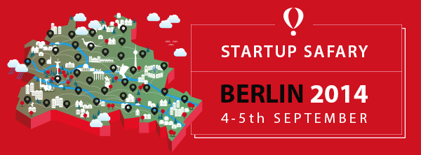 Get Behind the Scenes in Berlin with the Return of Startup Safary