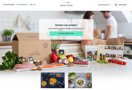 Ex-Delivery Hero CEO Fabian Siegel Launches Home Cooking Startup Marley Spoon