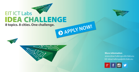 Idea Challenge Returns with Four New Topic Areas – Apply Now!