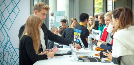 SMW Berlin 14: From Laptops in the Amazon to Star Trek IRL