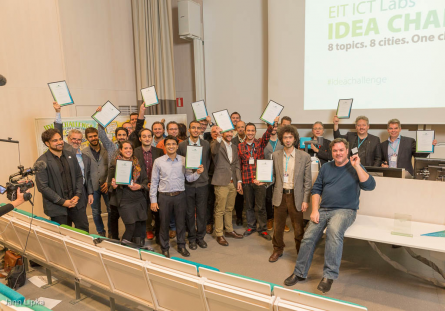 Idea Challenge Finals: Staying Cool in Sweden with the Internet of Things