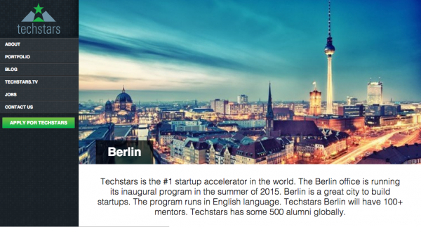 Techstars Berlin's Jens Lapinski Q&A: 'There is Space Here for a Horizontal, Independent Accelerator'